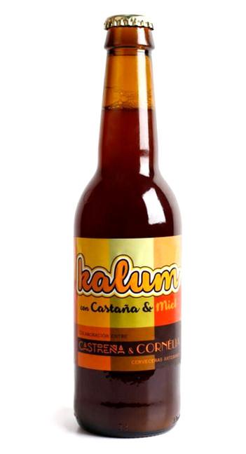 Kalum - Cerveza artesana con Miel