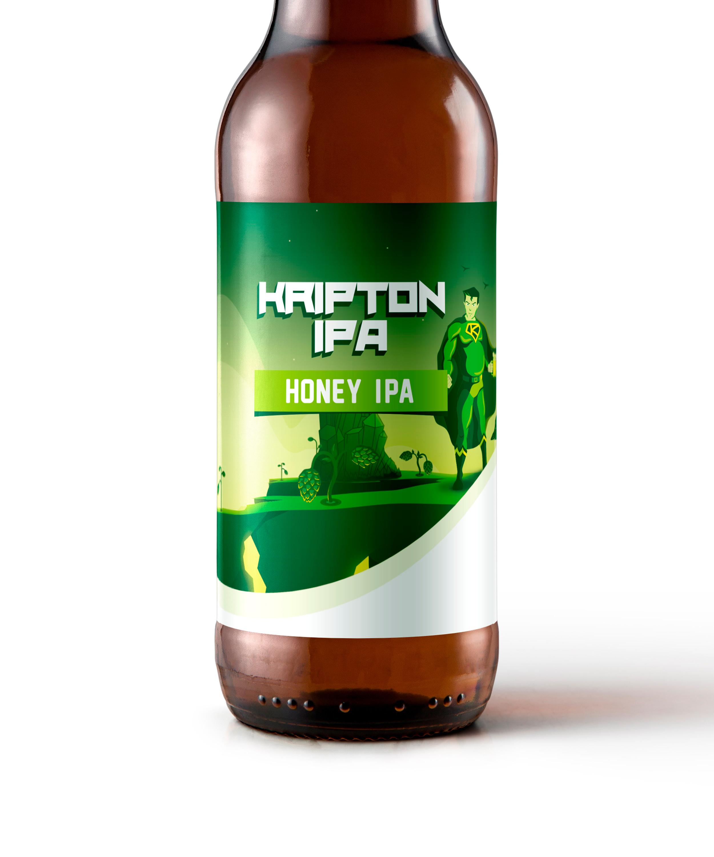 Honey Kriptonipa cerca | Cerveza artesana